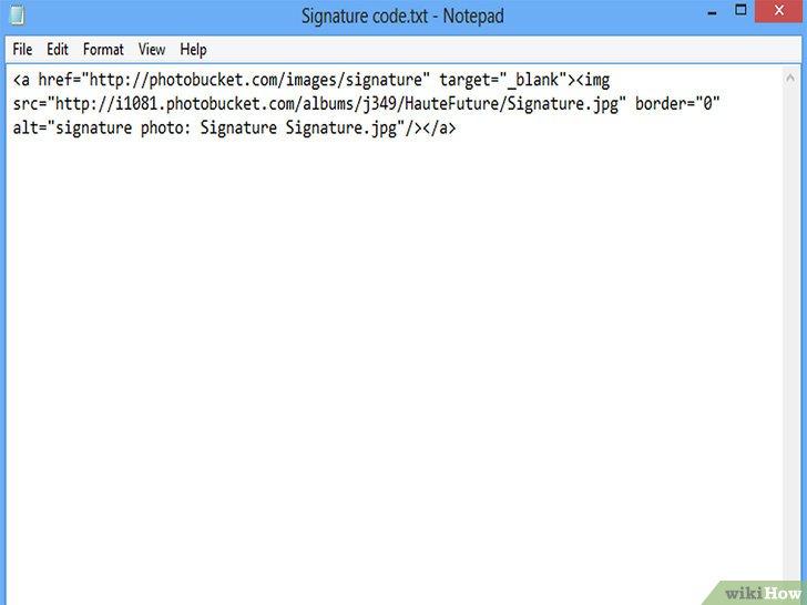 SIG: чем открыть формат файла