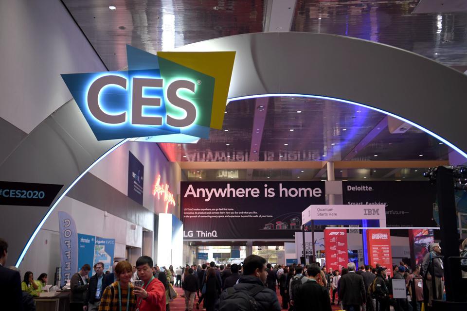 CES 2021: крупнейшая выставка электроники