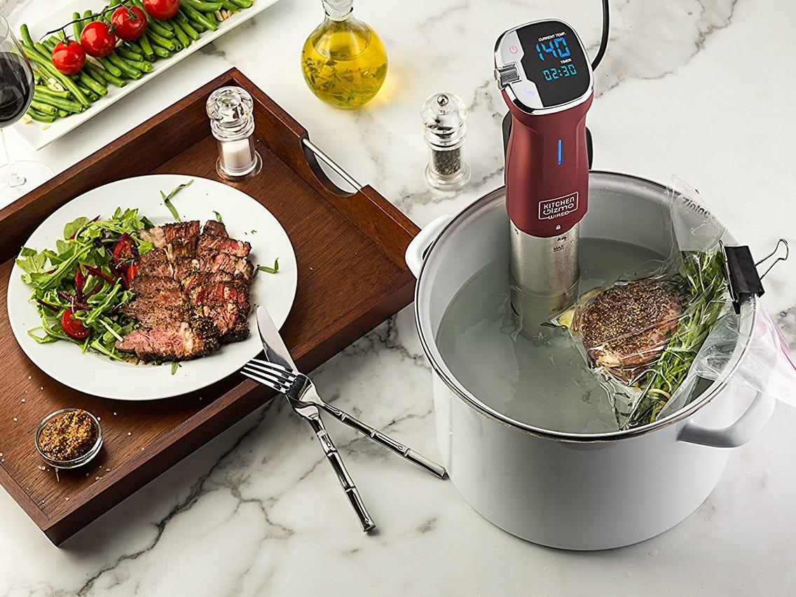 Сувид или Sous Vide: технология приготовления изысканных блюд