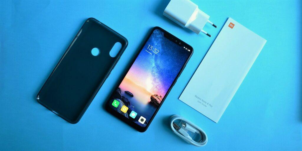 Добротный бюджетник Xiaomi Redmi Note 6 Pro