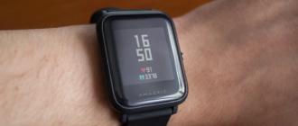 Xiaomi Amazfit Bip обзор